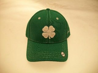 83d9db46ee7 ... Black Clover Live Lucky Authentic Premium Golf Hat White Green Green L  ...