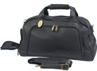 CLAIRECHASE WEEKENDER PREMIUM LEATHER DUFFLE BAG