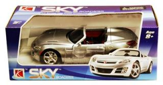 Saturn Sky Roadster 1 24 Scale Diecast Collectible Model Car