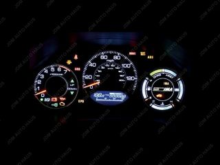 Pair Super White T5 5050 SMD Speedometer Gauge Cluster LED Lights 37