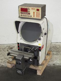 Gage Master 29 CM4 Optical Comparator 13
