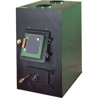 Furnace Wood Coal Burning 2 500 SF 119 000 BTU