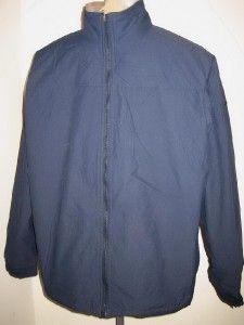columbia city trek ii jacket men s blue nwt