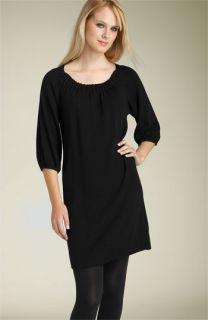 MICHAEL Michael Kors Smocked Sweater Dress (Petite)