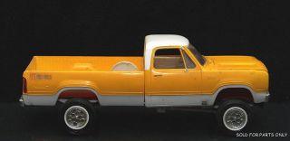 Vintage 1975 Dodge Pickup Truck AMT MPC Model Car Kit
