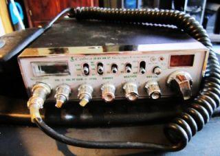 cobra 29 wx nw st 40 channels base cb radio sound tracker night watch