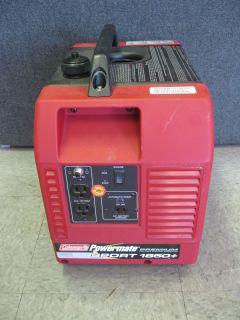 Coleman Powermate Sport 1850 PM0401851 Portable Gas Generator
