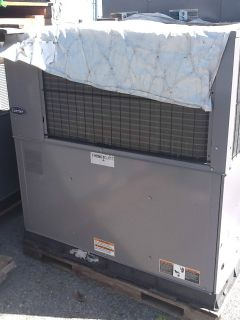 Carrier 3 5 Ton Comfort Series Packaged Air Conditioner 50SD 042 301