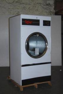 Unimac 50lb Natural Gas Commercial Laundry Tumbler Dryer UT050N
