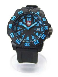 for $ 295 includes luminox 3053 evo navy seal colormark blue watch new