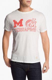 The Original Retro Brand Maryland Terrapins T Shirt