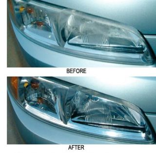 Diamondite Headlight Cleaning and Restoration Kit