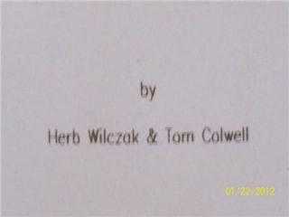 Who Made That Pipe Herb Wilczak Tom Colwell Super Pipe Book