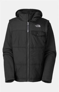 The North Face Vesty Vest Hooded Fleece Jacket (Big Boys)