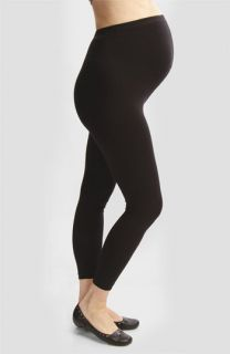 Japanese Weekend Maternity Over the Belly Leggings