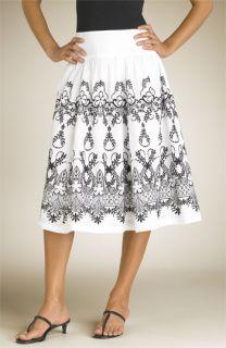 Semantiks Embroidered Skirt