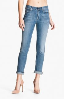 Citizens of Humanity Mandy Slim Straight Leg Jeans (Crystal)