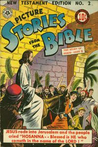 Complete Golden Age Bible Comics Comics Books on DVD 3 Sets from 1940