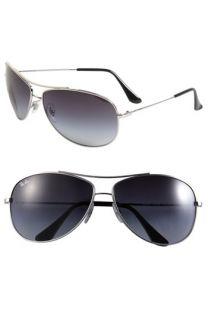 Ray Ban Bubble Wrap Metal Aviator Sunglasses