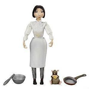 Ratatouille Movie EXCLUSIVE Collectors Talking Action Figure Colette