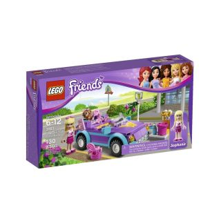 Lego Friends Stephanies Cool Convertible 3183 Set Complete Building