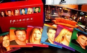 Friends The Complete Series Collection DVD 2006 40 Disc Set Digipak