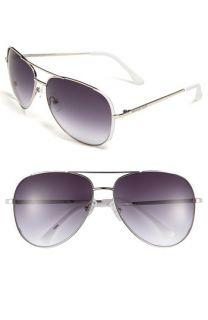MICHAEL Michael Kors Sicily Metal Aviator Sunglasses
