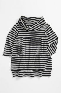 United Colors of Benetton Kids Stripe Cowl Neck Dress (Toddler)