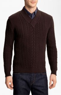 W.R.K Thompson Cable Knit Sweater
