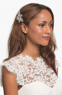 Nina Danai Flower Crystal Hair Comb