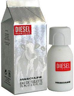 Diesel Plus Plus Masculine Men Cologne 2 5 oz Eau de Toilette Spray