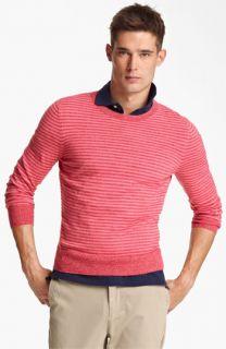 Jack Spade Judson Stripe Merino Wool Crewneck Sweater