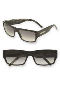 Burberry Logo Plaque Sunglasses