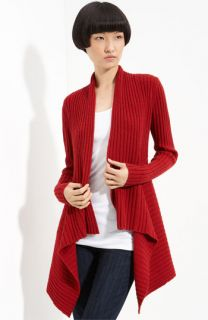 autumn cashmere Ribbed Cardigan
