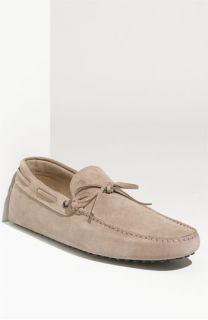 Tods Gommini Lace Up Driving Shoe