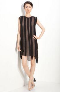 3.1 Phillip Lim Floating Stripe Dress