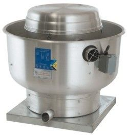 Commercial Restaurant Rooftop Exhaust Fan CFM 800 3489