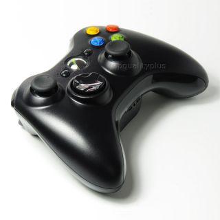 Black Wireless Remote Controller for Microsoft Xbox 360 Xbox360
