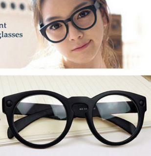Lens 5 Color Plastic Frame Nerd Geek Eyewear Glasses Spectacles