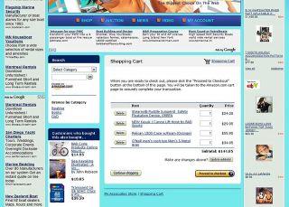Established Boating Website for Sale Grow Your Affiliate Marketing