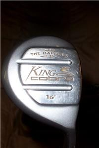 King Cobra RH Baffler 16° Graphite Shaft Recovery Driver Golf Club