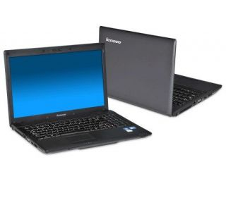 Lenovo 15.6 Notebook Core i3 380M, 4GB RAM, 500GB HD —