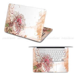 Decal Air Entire Laptop Keyboard Sticker 3M Art Skin Protector