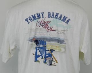 Tommy Bahama Mens Camp Shirt   MLB Dodgers   RETAIL VALUE   $158