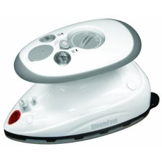 Small Mini Home Quilting Sewing Travel Steam Iron Irons