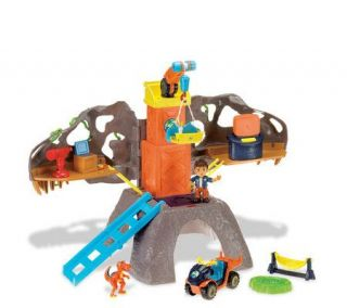 Go, Diego, Go? Dino Rescue Mountain Playset —