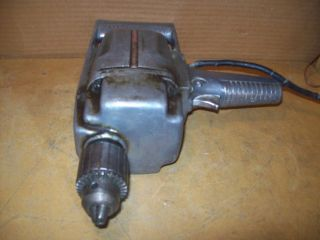 VINTAGE PORTABLE ELECTRIC TOOLS INC. MODEL 510   CORDED DRILL