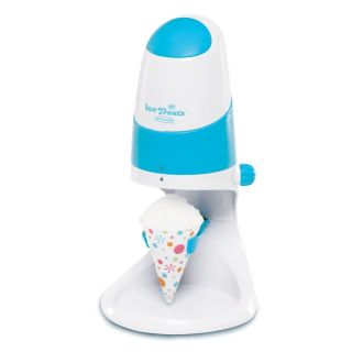 Electric Ice Shaver Machine Snow Cone Maker Home Kitchen NEW