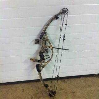 Hoyt ZR200 Compound Bow with Accessories
