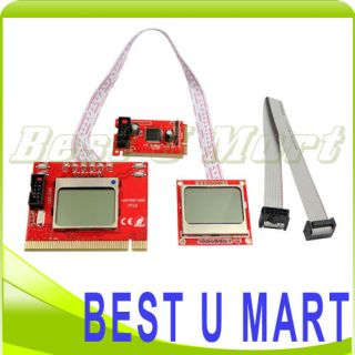 PCI Analyzer Post Diagnostic Test Card for PC Computer